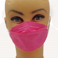 ماسک پزشکی کودک چهار لایه سه بعدی بوفالو بسته 25 عددی