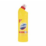 مایع سفیدکننده غلیظ سطوح و البسه دامستوس مدل Lemon حجم 750 میلی لیتر