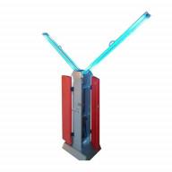دستگاه ضدعفونی کننده سطوح به وسیله اشعه UVC سامع