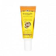 کرم دور چشم بژ حاوی ضد آفتاب spf30 سان سیف Sunsafe-Eye-Contour-Cream-With-Sunscreen-SPF30-