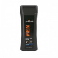 شامپو سر و بدن و اصلاح صورت آقایان با رایحه آرامش بخش هیدرودرم Hydroderm-Men-3in1-Cooling-and-Relaxing-Hair-and-Body-Wash