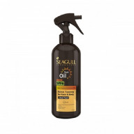 روغن برنزه کننده و ویتامینه سی گل با Seagull Sun Oil SPF6