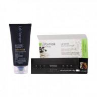 ماسک مو مغذی و تقویت کننده مناسب انواع مو لافارر حجم 200 میلی لیتر