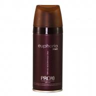 اسپری خوشبو کننده بدن مردانه مدل euphoria پروکسی Proxi