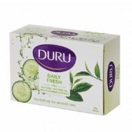 صابون آرایشی دورو حاوی عصاره درخت چای و خیار Duru Tea Tree Oil and Cucumber Extract Bar Soap