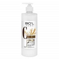 ماسک مو با عصاره جوانه گندم مناسب موهای خشک و آسیب دیده بیول حجم 700 میلی لیتر