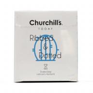 کاندوم ساده و خاردار (ROUND SEVEN) چرچیلز 3عددی
