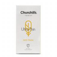 کاندوم نازک و اسپرم کش (ULTRA THIN) چرچیلز 12عددی