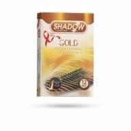 کاندوم طلایی شادو بسته 12 عددی