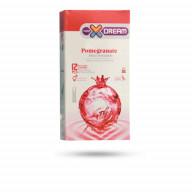 کاندوم انار ایکس دریم بسته 12 عددی