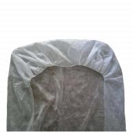 ملحفه یکبار مصرف کشدار تخت سایز 120*220 سانتی متر