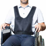 ABD5005 wheelchair-restraint نگهدارنده ویلچری بیمار آریانا