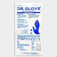 دستکش جراحی لاتکس استریل سایز ۸ پودر دار DR.GLOVE