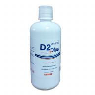 محلول ضدعفونی کننده دست نانوسیل دی 2 پلاس 500 میلی لیتر (Disinfectants)