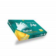 دستکش یکبار مصرف جعبهای بهار بسته 100 عددی