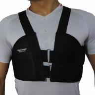 نگهدارنده قفسه سینه فروهر رنگ مشکی کد 1040 farvaharkala chest holder