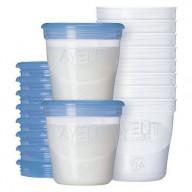 فنجان های ذخیره شیر