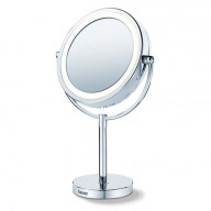 آینه زیبایی چراغ دار بیورر مدل BS69
