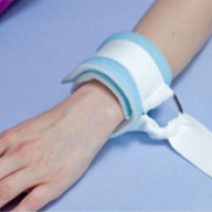 دستبند و پابند نگهدارنده بیمار یکبار مصرف آریانا