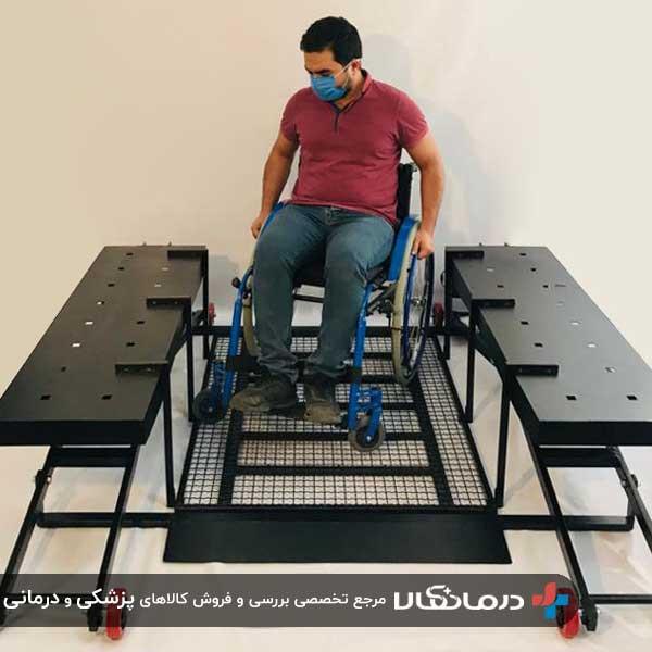 بالابر سیار ویژه افراد دارای معلولیت همیار مکانیک کوشا