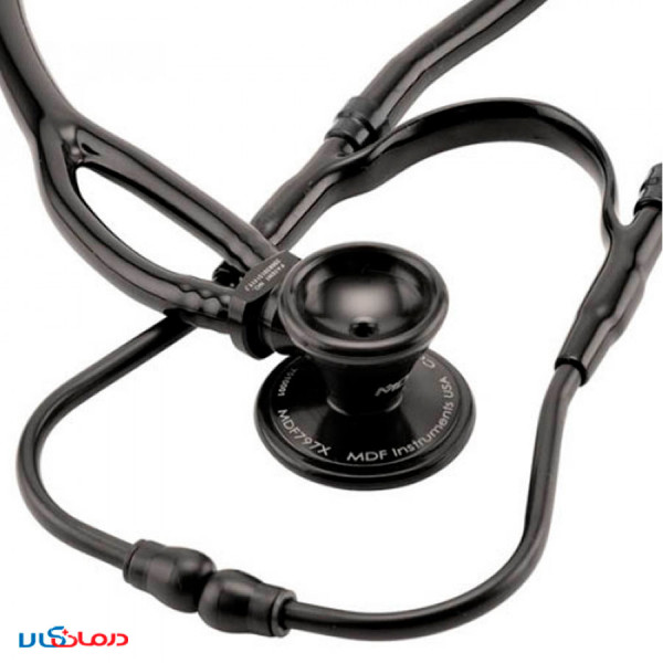 گوشی تخصصی قلب MDF دوشلنگه مدل 797X تمام مشکی