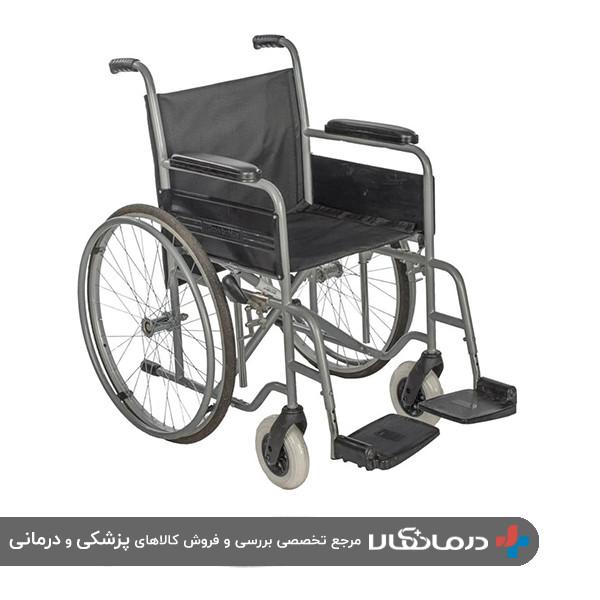 ویلچر تاشو ارتوپدی ایران بهکار مدل 703