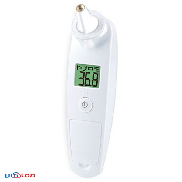 تب سنج تماسی مادون قرمز اکیومد RB-600 (thermometer)