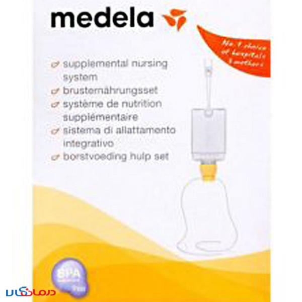 سیستم تغذیه با شیر کمکی (SNS) مدلا
