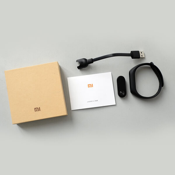 دستبند سلامتی شیائومی مدل MiBand 2