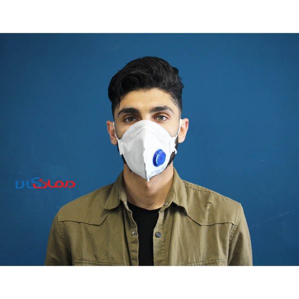 ماسک فیلتردار N95 آریانامد