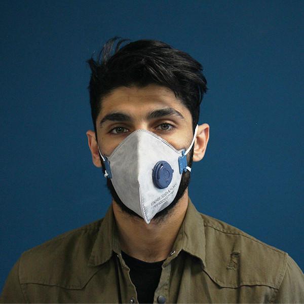 ماسک کاسه ای FFP2