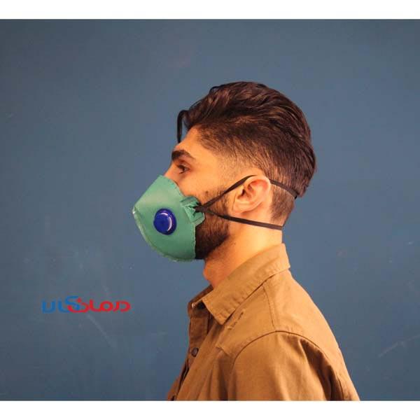 ماسک فیلتردار N100 آریانامد