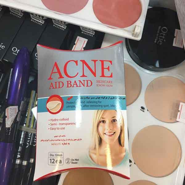 چسب ضدجوش Acne Aid Band