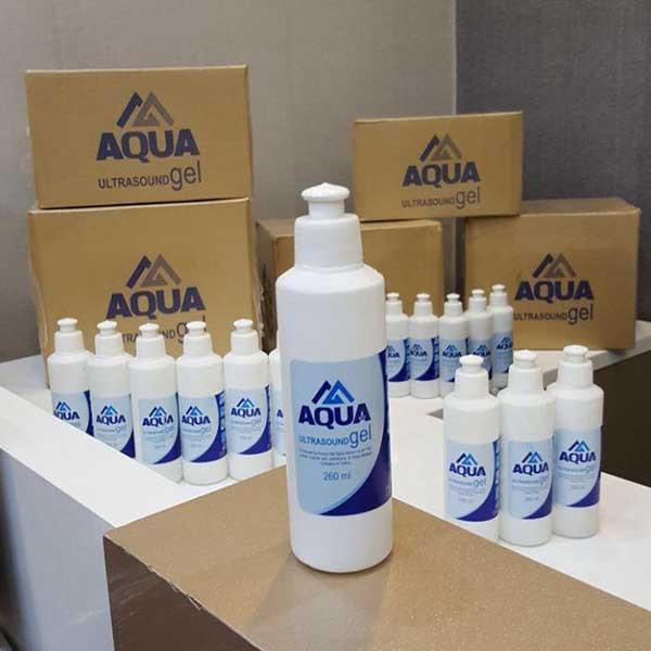 ژل سونوگرافی Aqua