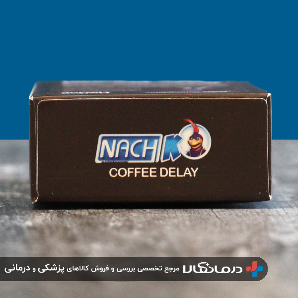 کاندوم کدکس مدل Coffee + Delay بسته 12 عددی