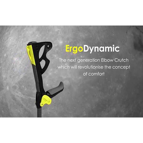 عصای کمک فنردار اف دی آی مدل ErgoDynamic