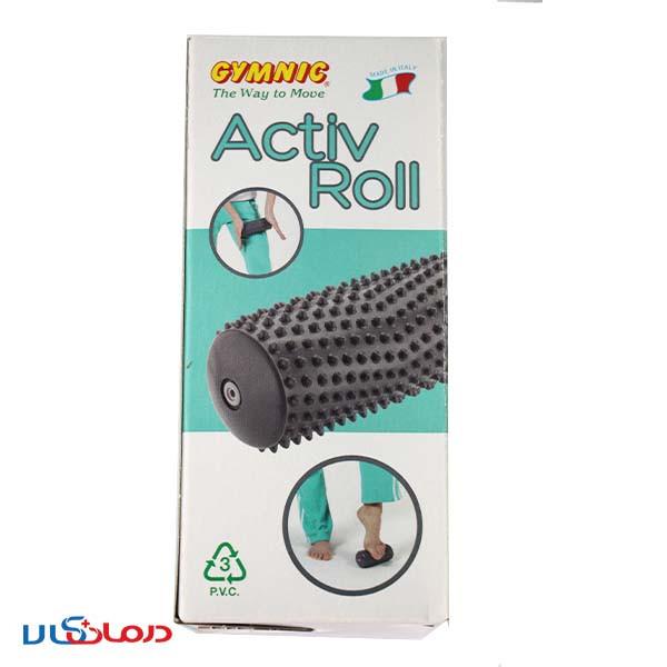 استوانه ماساژ جیمنیک Activ Roll