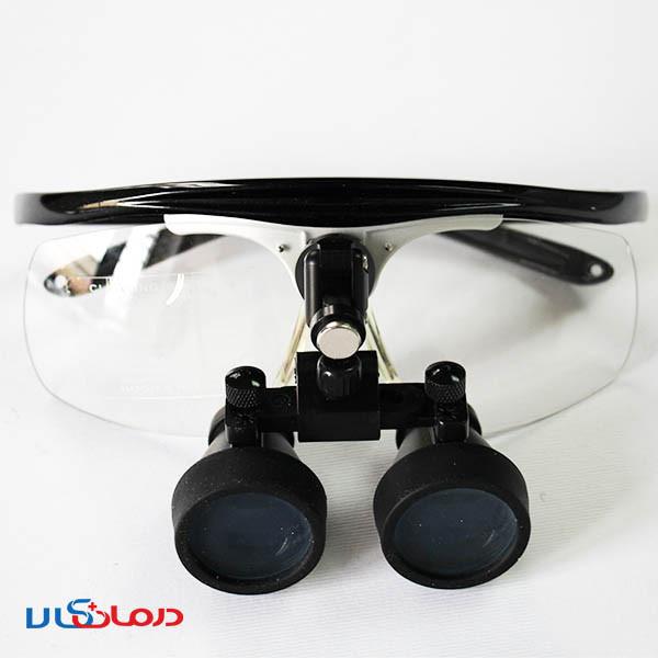 لوپ دوچشمی Miniscope با بزرگنمایی 2.5x هاگیز