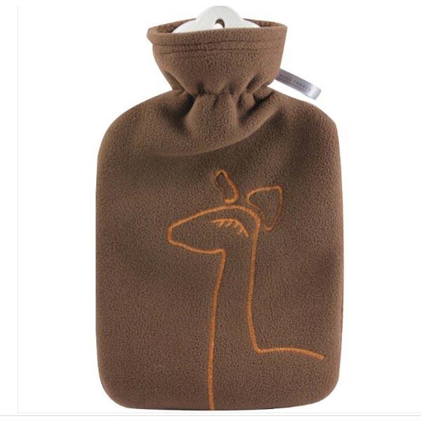 کیسه آب گرم روکش دار طرح دار هوگو