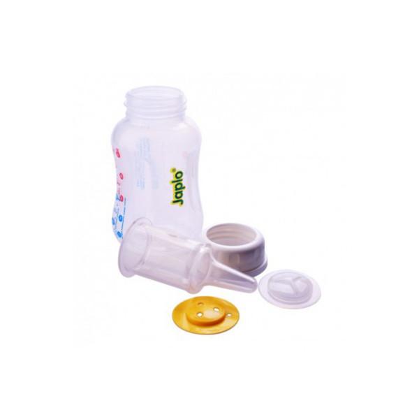 شیشه شیر شکاف کام جاپلو