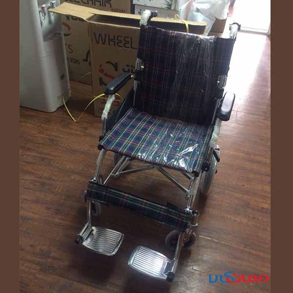 ویلچر پرستاری حمل بیمار آلومینیومی کایانگ مدل KY870LBJ