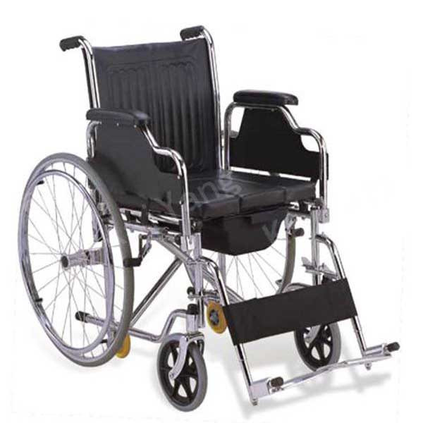 ویلچر حمامی شش چرخ کایانگ مدل FS683Q