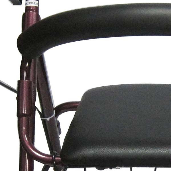 واکر چهار چرخ نشیمن دار کایانگ مدل KY9144L