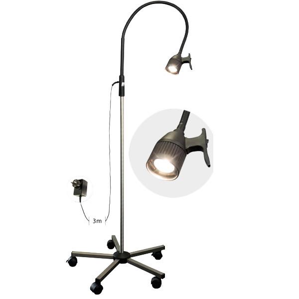 چراغ معاینه پایه دار هالوژن کاو مدل Masterlight HL