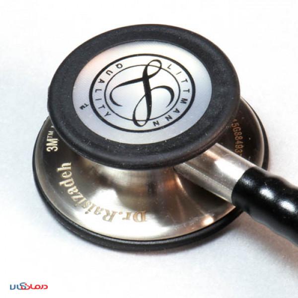 گوشی پزشکی لیتمن کلاسیک III مشكی 5620