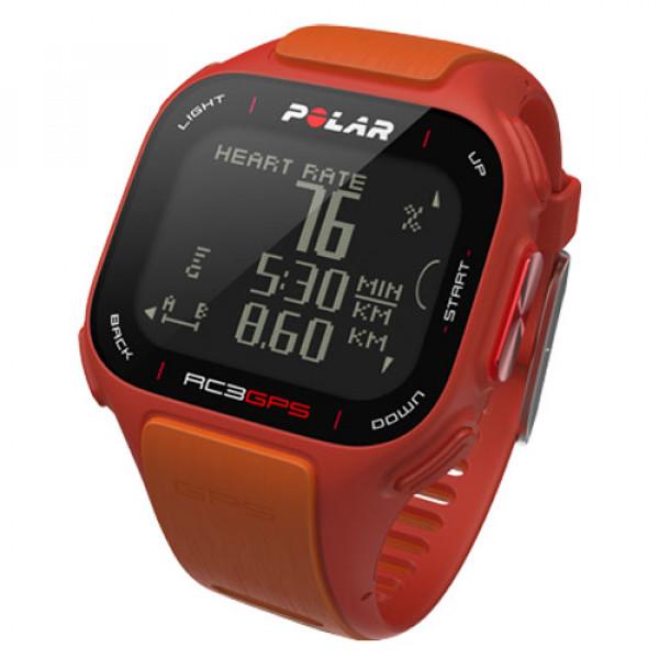 ساعت ورزشی حرفه ای پلار RC3 GPS