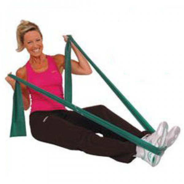 باند کشی مقاومتی ورزشی 5.5 متر