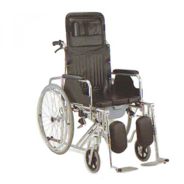 ویلچر حمام برانکاردی کفه U کایانگ مدل KY610GCJ