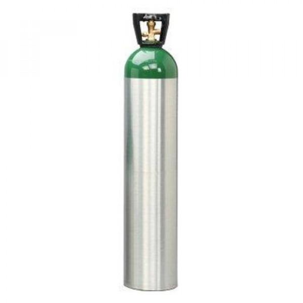 کپسول اکسیژن حجم 10 لیتر