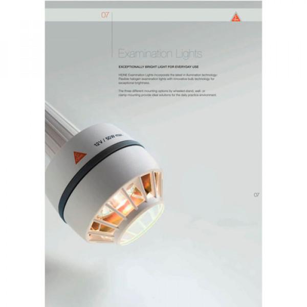 چراغ معاینه هاین HL5000 کد 643
